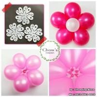 Klip Bunga Balon Annulus / Anulus / Flower Klip Balloon