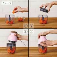 Blender Buah Daging Dan Es Batu Blender Capsule Quatre