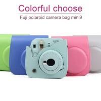 Case Instax Mini 9 / Instax Mini 8 - Leather Bag Case
