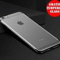 iPhone 6/iPhone 6s Shiny Bening Ultra Thin TPU Soft Case 1342