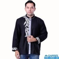Baju Muslim Pria Distro GarselFashion - Baju Koko Modern Murah Terbaru