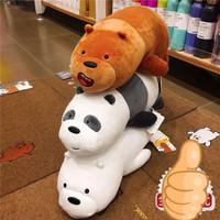 Harga boneka we bare bear miniso super lembut dan | Pembandingharga.com