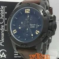 Jam Tangan Pria Alexandre Christie Original AC 6295 MCL DBWBLYL