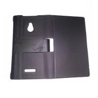 HP Nokia XL Flip Cover Casing Case Black Hitam
