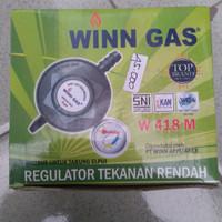 Regulator Gas Win Gas / Regulator Kompor Gas atau LPG  Win Gas