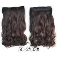 Hair Extension Clip Wig Rambut Palsu - 5C-2M33 Murah