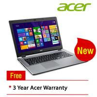 Laptop ACER ASPIRE E5-476G Ci3-6006 RAM 4GB HDD 1TB VGA WINDOWS