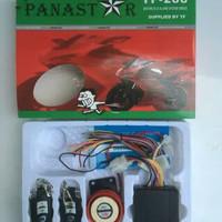 Alarm motor remote PANASTAR anti maling