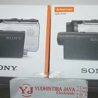 Sony HDR-AS50 Action Camera Resmi