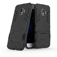 Soft Hard Case Samsung J2 PRO Casing HP Silikon Cover Armor Stand 360