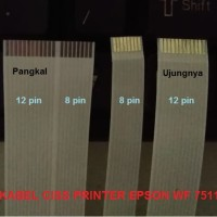 Kabel CISS Printer Epson WF 7511
