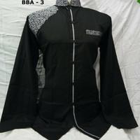 Baju Koko Biladi Lengan Panjang Model Terbaru 2018