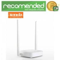 TENDA N300 WiFi Router 300Mbps - N301 - Putih