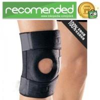 Mountaineering Kneepad Power Brace - Hitam