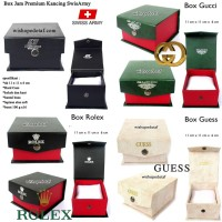 Box / Hard Case Premium Kancing Jam