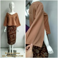 Dijual Jasa Jahit Kebaya Dress Blouse Batik Gamis Kaftan Kemeja Dll
