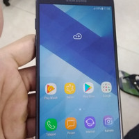samsung galaxy a5 2017 blackmate second