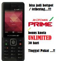 hp dan modem Smartfren Andromax Prime 4G LTE bisa WhatsApp