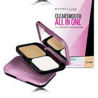 MAYBELLINE CLEAR SMOOTH ALL IN ONE LIGHT SPF32 04 HONEY /BEDAK