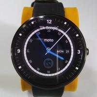 Jam Tangan Moto 360 Full Set Bekas Generasi 1 Smartwatch Motorola 1st