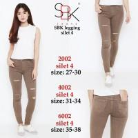 df 35-38 SILET 4 SBK 6002 LEGGING  celana  Panjang legg MOVZ20