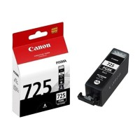 Canon PGI-725 Cartridge Tinta Printer - Black