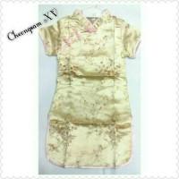 Baju Imlek Anak Dress Mini Murah/Pakaian Cheongsam Qipao Chinesenewyea