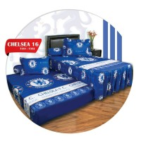 Sprei California Size Single 2in1 Chelsea16 Murah