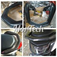 Cover Penutup Behel Pelindung Begel Belakang Yamaha Nmax N Max Carbon