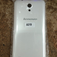 BACK COVER LENOVO A319 BACKDOOR TUTUP BELAKANG BATERAI BATERE CASE
