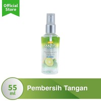 Antis Botol Spray Jeruk Nipis 55Ml