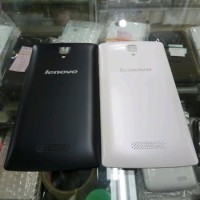 TUTUP BELAKANG BACKDOOR LENOVO A2010 LENOVO A 2010 ORIGINAL BLACK WHIT