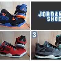 Sepatu basket michael jordan / sepatu olahraga running / grosir heboh