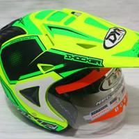 Helm semi cross DYR shocker