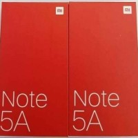 HP XIOMI REDMI NOTE 5A (XIOMI MI 5 A) 2/16GB - GOLD / EMAS