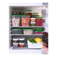 Top Seller Ikea Pruta, Tempat Makanan / Toples / Tupperware Isi 17Pcs