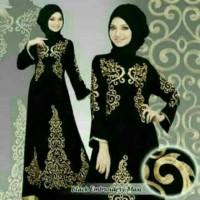 Jual BAJU MUSLIM Abaya Abaya Gamis Jubah Dress Turkey Bordir Turki 80 Murah