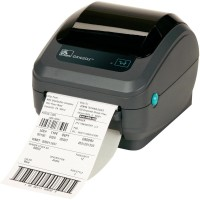 Printer Barcode Thermal Zebra GK420t | Printer Barcode Zebra GK420t