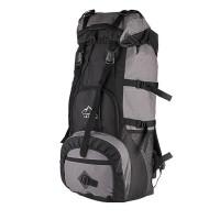 Tas Gunung Ransel Hiking Carrier Bag 50 L SVN14 Abu Hitam