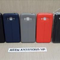 Auto Focus Samsung Grand Prime + Duos G530H Leather SoftCase AUTOFOCUS