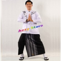 barang laris mais Celana Sarung Hitam Dewasa & Anak Wadimor & Bin Affa