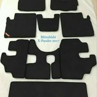 Karpet premium Xpander 3 baris full bagasi