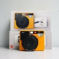 Leica Sofort Instant Film Camera - Orange (19102) / instax mini