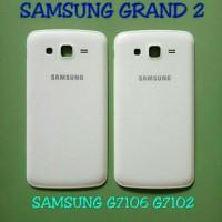 Case Samsung Galaxy Grand 2 Back Door Penutup Baterai Tutup Casing Hp