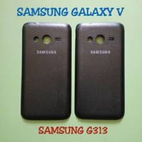 Case Samsung Galaxy V G313 Back Door Penutup Baterai Tutup Casing Hp