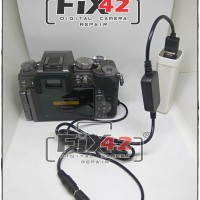 Power Adapter Panasonic Lumix G7 G6 G5 GH2 FZ300 Mobile Power adapter.