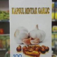 Kapsul Minyak Garlic AL-AFIAT isi 100
