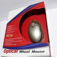 MOUSE OPTICAL PS2