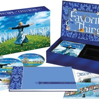 The Sound of Music Blu-ray Gift Set