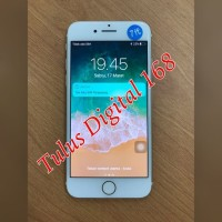 Hp / Handphone iPhone 7 128GB No Fingerprint Seken / Second - RoseGold